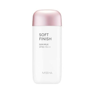 MISSHA-All-Around-Safe-Block-Soft-Finish-Sun-Milk-Miss-Eco
