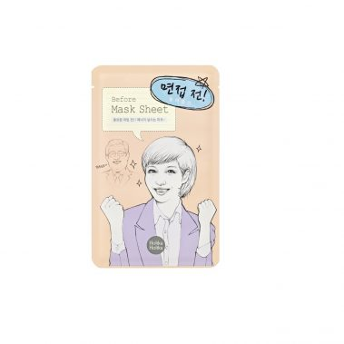 Holika Holika Mask Sheet Before Interview Miss Eco