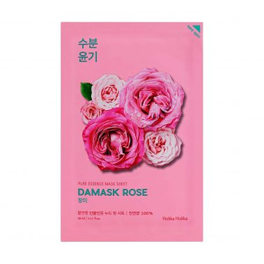 Holika Holika Pure Essence Mask Sheet Damask Rose Miss Eco