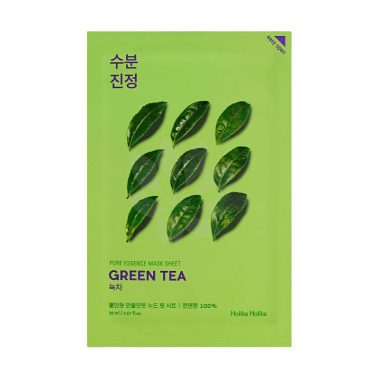 Holika Holika Pure Essence Mask Sheet Green Tea Miss Eco