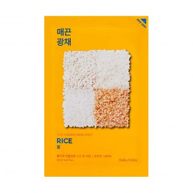 Holika Holika Pure Essence Mask Sheet Rice