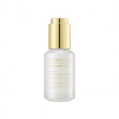 MISSHA Super AquaCell Renew Snail Ampoule Miss Eco