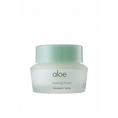 It's skin Aloe Relaxing Cream miss eco cz
