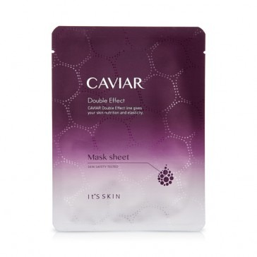 It's skin Caviar Double Effect Mask Sheet Miss Eco