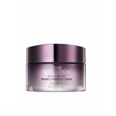 MISSHA Time Revolution Night Repair Probio Ampoule Cream Miss Eco CZ1