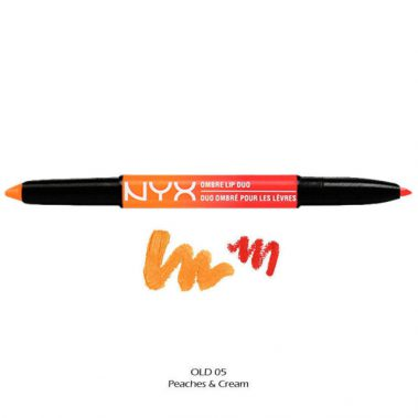 NYX Ombre Lip Duo Miss Eco CZ