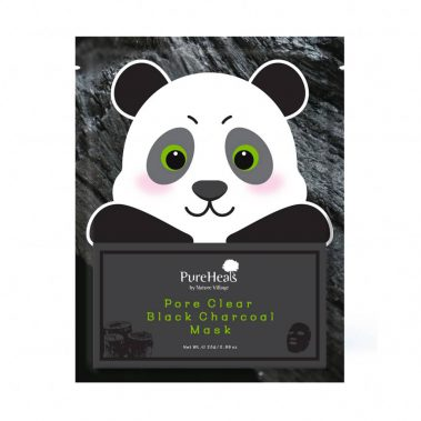 PureHeals Pore Clear Black Charcoal Mask Miss Eco CZ
