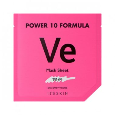 It's Skin Power 10 Formula Mask Sheet VE Miss Eco