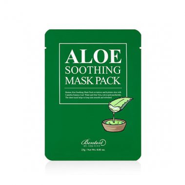 Benton Aloe Soothing Mask Pack Miss Eco