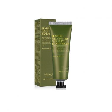 Benton Shea Butter and Olive Hand Cream Miss Eco