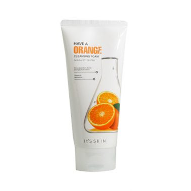 It's Skin Have a Orange Cleansing Foam Miss Eco