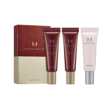 MISSHA M Perfect Cover BB Cream Trial Kit B (BB Boomer No.23 No27) Miss Eco