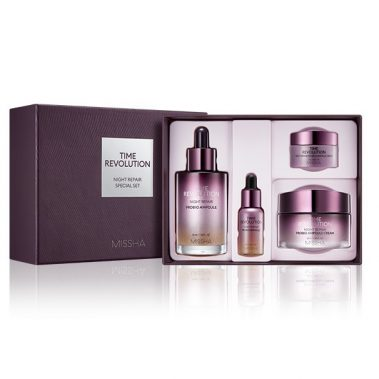 MISSHA Time Revolution Night Repair Special Set Miss Eco