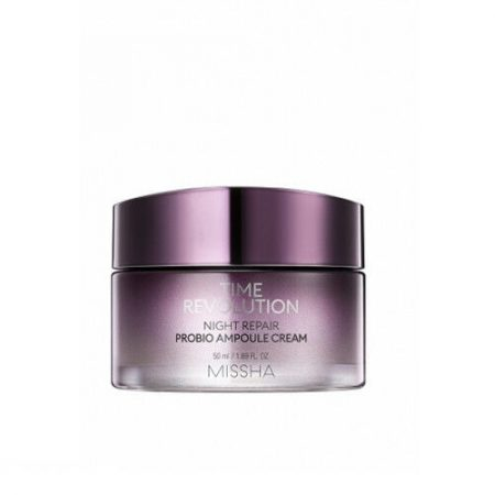 Missha Time Revolution Night Repair Ampulka Cream Miss Eco