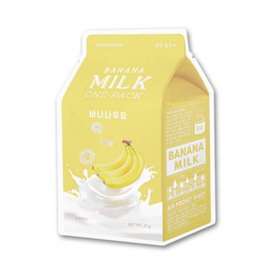 A'PIEU Banana Milk One-Pack Miss Eco