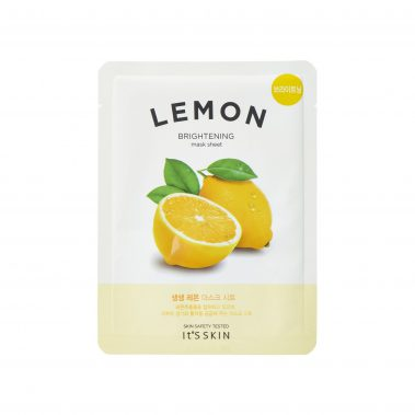 It's Skin The Fresh Mask Sheet - Lemon Miss Eco