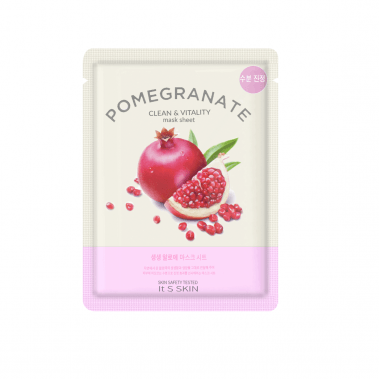 It's Skin The Fresh Mask Sheet - Pomegranate