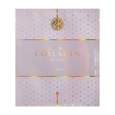 MISSHA 24K Collagen Gel Mask Miss Eco