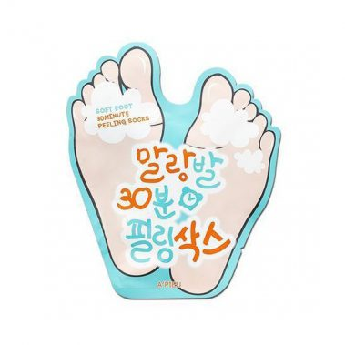 A'PIEU Soft Foot Peeling Socks Miss Eco