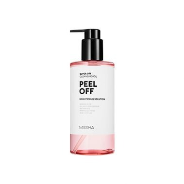 MISSHA Super Off Cleansing Oil (Peel Off) Miss Eco