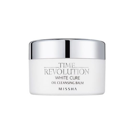 MISSHA Time Revolution White Cure Oil Cleansing Balm Miss Eco