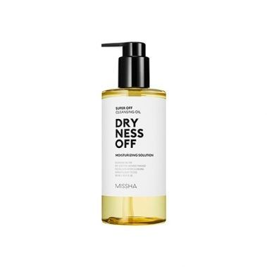 MISSHA Super Off Cleansing Oil (Dryness Off) Miss Eco